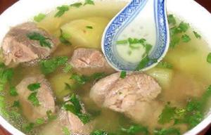 江集羊肉汤